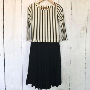 Petite Bateau 3/4 Sleeve Dress
